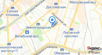 Татфондбанк на карте