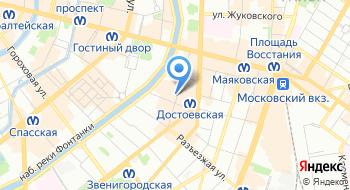 Проектная компания Аверс-проект на карте