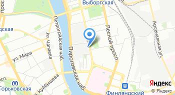 Концерн Морское подводное оружие-Гидроприбор на карте