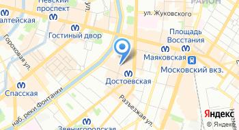 Антикинотеатр Кино Хауз на карте
