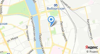 Интернет-магазин Оранжевая марка на карте