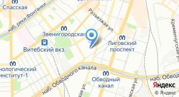 ФОЦ РЖД на карте