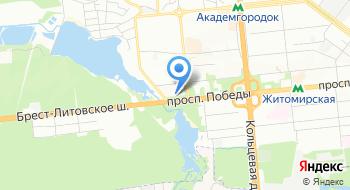 Компания Аrendabatutov.in.ua на карте