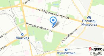 ПитерКомфорт на карте