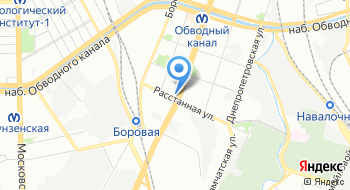 Турфирма на карте