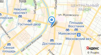 Андреевский оркестр на карте