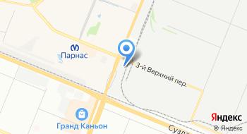ГК Профижинеринг на карте
