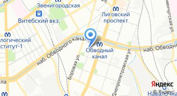 StaffGroup на карте