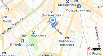 Коворкинг Агора на карте