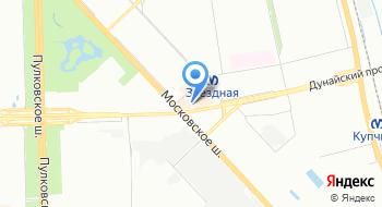 Мотопорт на карте