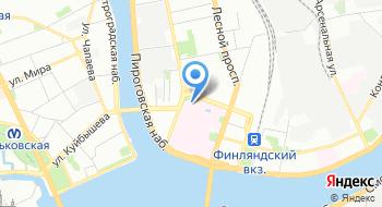 Военно-медицинская академия имени С.М. Кирова Клиника общей хирургии на карте