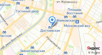 Mageba на карте