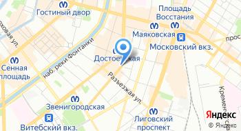 Образовательный центр EgoRound на карте