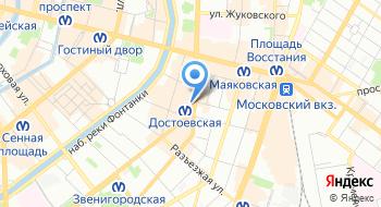 Центр Личных Финансов на карте