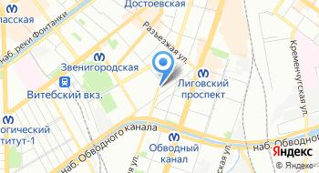 Дион на карте