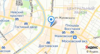 Арт-центр Ёkids на карте
