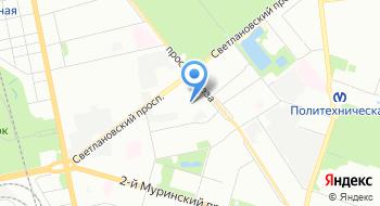 Союзпромтех на карте