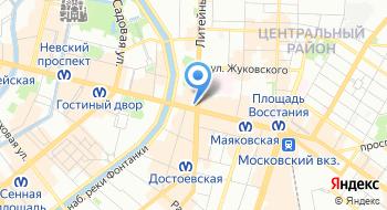 СПА-салон Incognito на карте