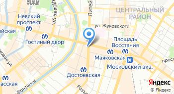 СПА-салон Matreshki на карте