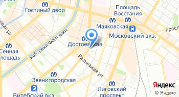 Кафе-бар Дисконт на карте