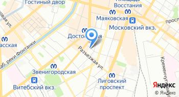 Антикварно-букинистический магазин Старая Книга Мир Искусства на карте