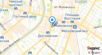 Центр поддержки бизнеса на карте