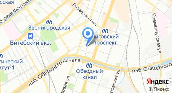 ПрофиСтрой на карте