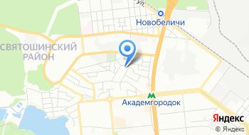 Компания ITbiz Solutions на карте