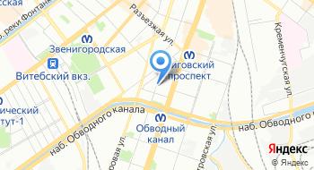 Медтехника-1 на карте