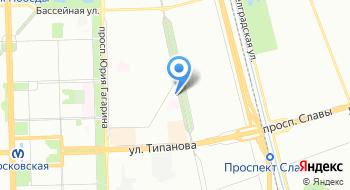 Бюро МСЭ №9 на карте