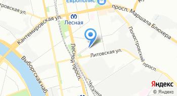 Детская поликлиника № 11 отделение скорой медицинской помощи на карте