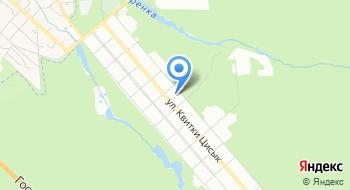 Спортивная база Комплексная ДЮСШ Пуща Водица на карте