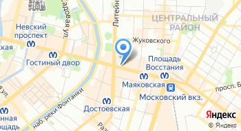 МЕДИ на карте