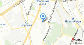 УПТК филиал Метрострой на карте