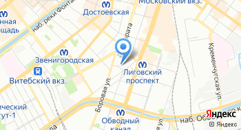 Театральный центр на карте