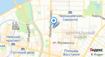 Школа Кино и Театра на карте