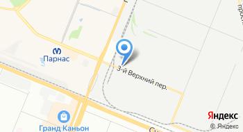 Центральная транспортная служба 99 на карте
