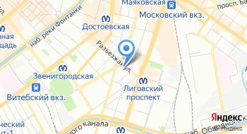 Lico на карте