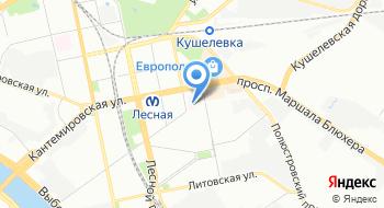 Консультативно-диагностический центр Санкт-Петербургского государственного медицинского педиатрического университета Стоматологическое отделение на карте