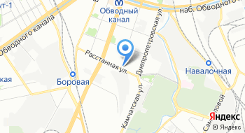 Социально-реабилитационный центр для несовершеннолетних Фрунзенского района на карте