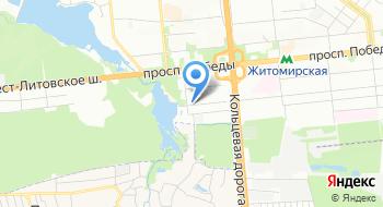 Объединение совладельцев многоквартирного дома Верховинная-84 на карте