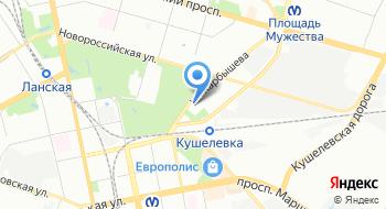 ФГБУ ГГО на карте