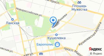 Институт геофизического приборостроения на карте