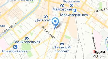 Мастерфон на карте