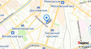 Салон красоты Карица на карте