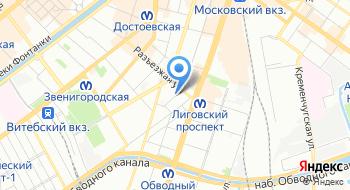 Церковный магазин-мастерская Скиния на карте