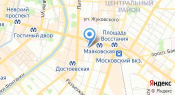 Робинзон-Турс на карте