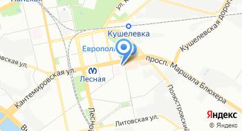 Пробук Сервис на Лесной на карте