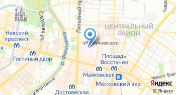 Мариинская городская больница Отделение переливания крови на карте