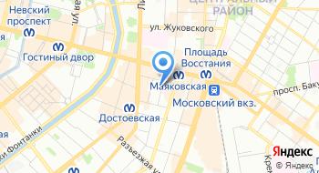 Евразийский Союз Сертификации на карте